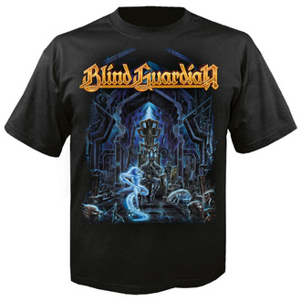 t-shirt metal uomo Blind Guardian - Nightfall in middle earth - NUCLEAR BLAST, NUCLEAR BLAST, Blind Guardian