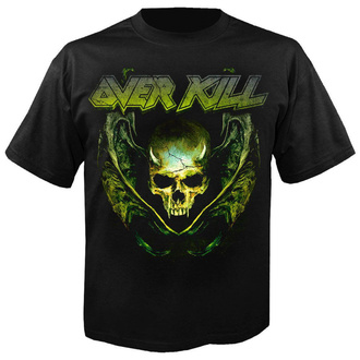t-shirt metal uomo Overkill - The wings of war - NUCLEAR BLAST