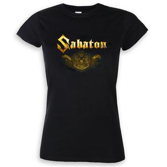 t-shirt metal donna Sabaton - Carolus rex platin - NUCLEAR BLAST, NUCLEAR BLAST, Sabaton