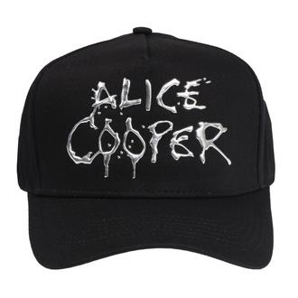 berretto Alice Cooper - Sonic Sliver Dripping Logo - ROCK OFF, ROCK OFF, Alice Cooper