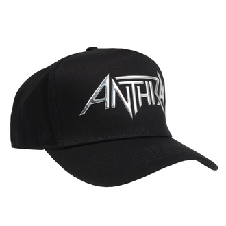 berretto Anthrax - Sonic Sliver Logo - ROCK OFF, ROCK OFF, Anthrax
