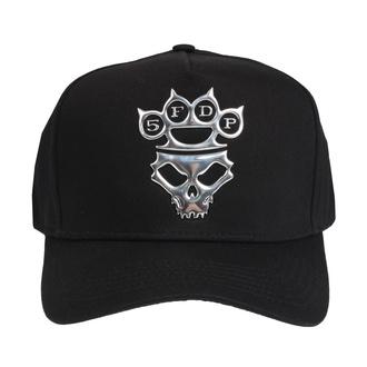 berretto Five Finger Death Punch - Sonic Sliver Logo - ROCK OFF, ROCK OFF, Five Finger Death Punch