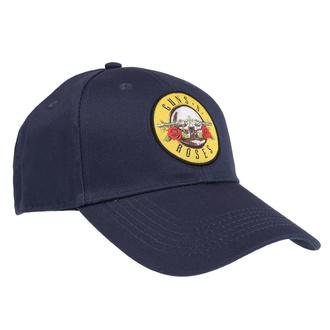 berretto Guns N' Roses - Circle Logo - MARINA MILITARE - ROCK OFF, ROCK OFF, Guns N' Roses