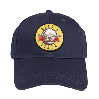 berretto Guns N' Roses - Circle Logo - MARINA MILITARE - ROCK OFF, ROCK OFF, Guns N' Roses