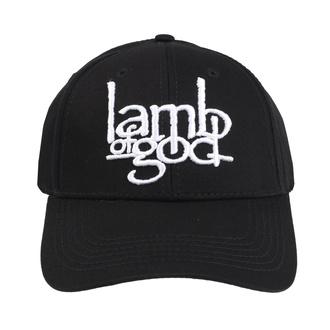 berretto Lamb Of God - Logo - ROCK OFF, ROCK OFF, Lamb of God