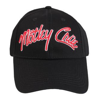 berretto Mötley Crüe - Logo - ROCK OFF, ROCK OFF, Mötley Crüe