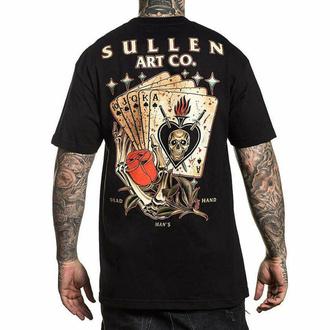 t-shirt hardcore uomo - DEAD MANS - SULLEN, SULLEN