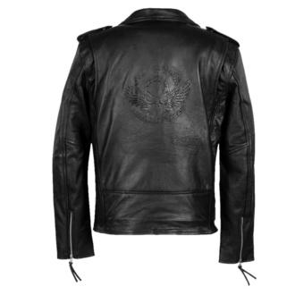 Giacca da motociclista da oumo NEW ROCK - MBF Black Sheep Napa, NEW ROCK