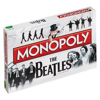 Tavola gioco Beatles - Monopoly, NNM, Beatles