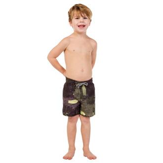 costume da bagno per bambini (pantaloncini) PROTEST - Rubbin TD - Vero Nero, PROTEST
