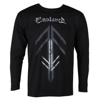 t-shirt metal uomo Enslaved - RUNE CROSS - PLASTIC HEAD, PLASTIC HEAD, Enslaved
