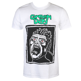 t-shirt metal uomo Green Day - SCREAM - PLASTIC HEAD, PLASTIC HEAD, Green Day