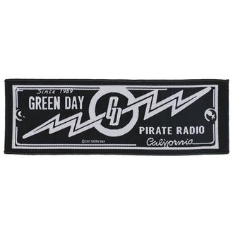 toppa Green Day - Pirate Radio - RAZAMATAZ, RAZAMATAZ, Green Day