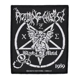 toppa Rotting Christ - Black Metal - RAZAMATAZ - SP3043