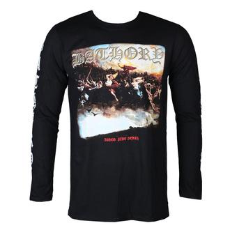 t-shirt metal uomo Bathory - BLOOD FIRE DEATH 2 - PLASTIC HEAD, PLASTIC HEAD, Bathory