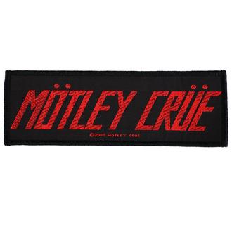 toppa Mötley Crüe - Logo - RAZAMATAZ, RAZAMATAZ, Mötley Crüe