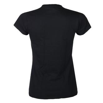 t-shirt metal donna Misfits - SILVER FOIL - PLASTIC HEAD, PLASTIC HEAD, Misfits