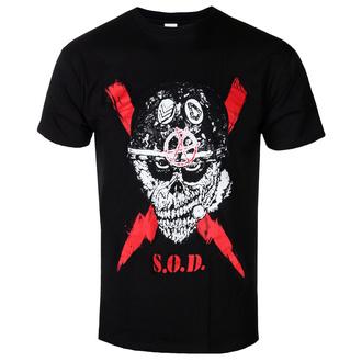 t-shirt metal uomo S.O.D. - STORMTROOPERS OF DEATH - PLASTIC HEAD, PLASTIC HEAD, S.O.D.