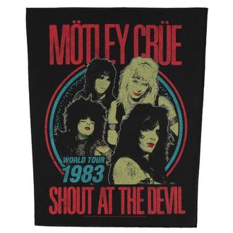 Grande toppa Mötley Crüe - Shout At The Devil - RAZAMATAZ, RAZAMATAZ, Mötley Crüe