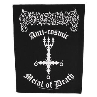 Grande toppa Dissection - Anti Cosmic Metal Of Death - RAZAMATAZ, RAZAMATAZ, Dissection