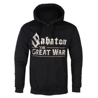 felpa con capuccio uomo Sabaton - The great war - NUCLEAR BLAST - 27960_HZ
