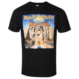 t-shirt metal uomo Iron Maiden - Powerslave - ROCK OFF, ROCK OFF, Iron Maiden
