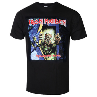 t-shirt metal uomo Iron Maiden - No Prayer For The Dying - ROCK OFF, ROCK OFF, Iron Maiden