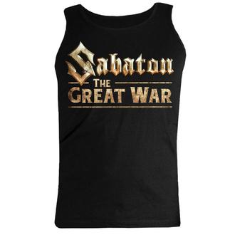 canotta SABATON - The great war - NUCLEAR BLAST, NUCLEAR BLAST, Sabaton