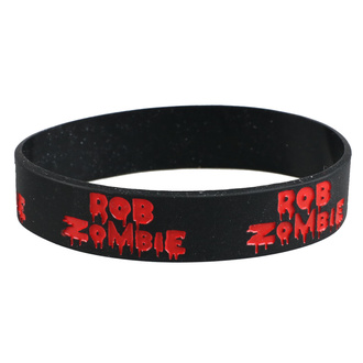 braccialetto in gomma Rob Zombie - ROCK OFF, ROCK OFF, Rob Zombie