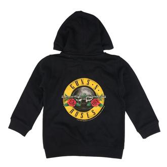 felpa con capuccio bambino Guns 'n Roses - (Bullet) - Metal-Kids, Metal-Kids