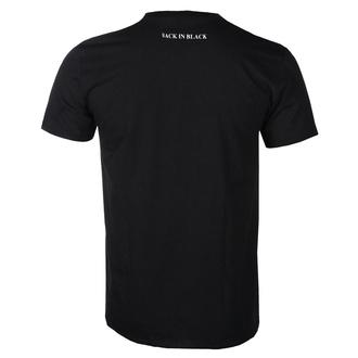 t-shirt metal uomo AC-DC - BACK IN BLACK - LEGEND, LEGEND, AC-DC