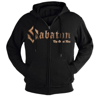 felpa con capuccio uomo Sabaton - TGW Hatching - NUCLEAR BLAST, NUCLEAR BLAST, Sabaton