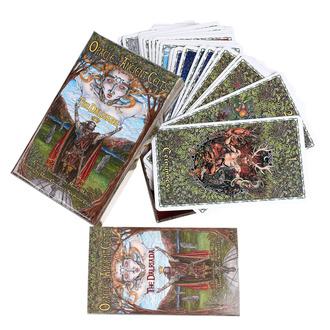 Tarocchi Oracolo di il Antico Celti, NNM