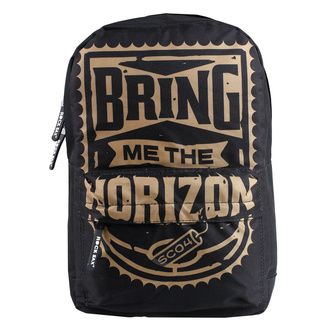 Zaino Bring Me The Horizon - GOLD, NNM, Bring Me The Horizon