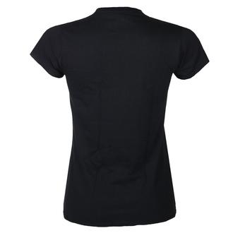 t-shirt metal donna Kiss - Logo Diamante - ROCK OFF, ROCK OFF, Kiss