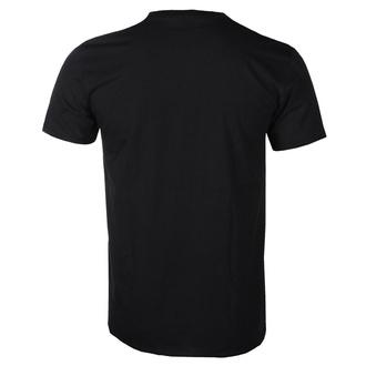 t-shirt metal uomo Poison - Smoking Skull - ROCK OFF, ROCK OFF, Poison