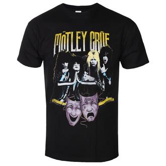 t-shirt metal uomo Mötley Crüe - Theatre Vintage - ROCK OFF, ROCK OFF, Mötley Crüe