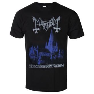t-shirt metal uomo Mayhem - De Mysteriis Dom Sathanas - RAZAMATAZ, RAZAMATAZ, Mayhem