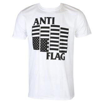 t-shirt metal uomo Anti-Flag - Black Flag - KINGS ROAD, KINGS ROAD, Anti-Flag