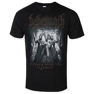 t-shirt metal uomo Behemoth - Catholica - KINGS ROAD, KINGS ROAD, Behemoth
