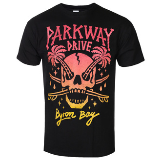 t-shirt metal uomo Parkway Drive - Skull Palms - KINGS ROAD, KINGS ROAD, Parkway Drive