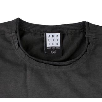 t-shirt metal uomo Def Leppard - PYROMANIA - AMPLIFIED, AMPLIFIED, Def Leppard