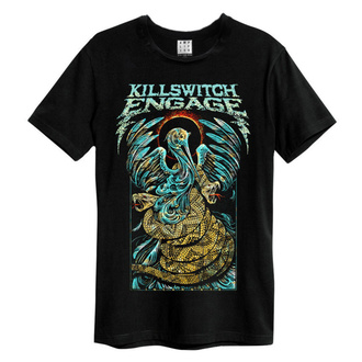 t-shirt metal uomo Killswitch Engage - CRANE - AMPLIFIED, AMPLIFIED, Killswitch Engage