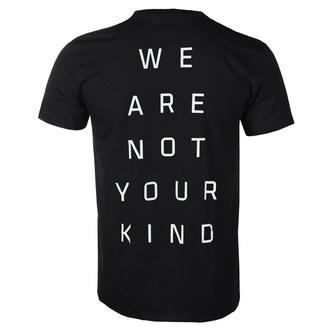 t-shirt metal uomo Slipknot - WANYK Back Hit - ROCK OFF, ROCK OFF, Slipknot