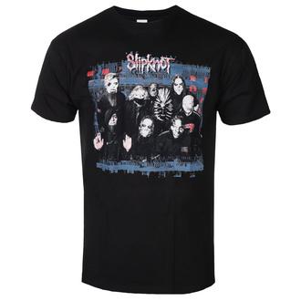 t-shirt metal uomo Slipknot - WANYK Glitch Group - ROCK OFF, ROCK OFF, Slipknot