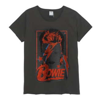 t-shirt metal donna David Bowie - Alladin sane - AMPLIFIED, AMPLIFIED, David Bowie
