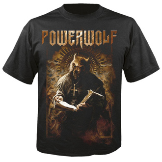 t-shirt metal uomo Powerwolf - Stossgebet - NUCLEAR BLAST, NUCLEAR BLAST, Powerwolf