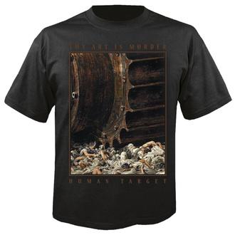 t-shirt metal uomo Thy Art Is Murder - Human target - NUCLEAR BLAST - 27957_TS