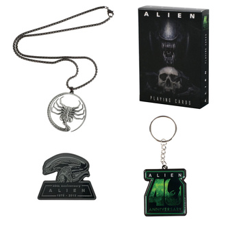 Alien set regalo - 40th Anniversary, NNM, Alien