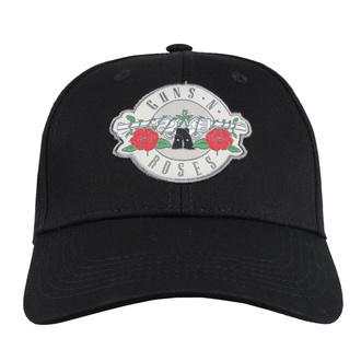 berretto Guns N' Roses - Silver Circle Logo - ROCK OFF, ROCK OFF, Guns N' Roses